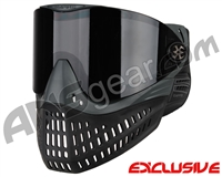 Empire E-Flex Paintball Mask - Grey w/ Ninja/Black Lens