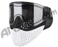 Empire E-Flex Paintball Mask - Black/Black/White