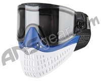Empire E-Flex Paintball Mask - Black/Blue/White