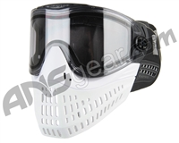 Empire E-Flex Paintball Mask - Black/White/White