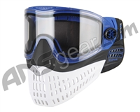 Empire E-Flex Paintball Mask - Blue/Grey/White