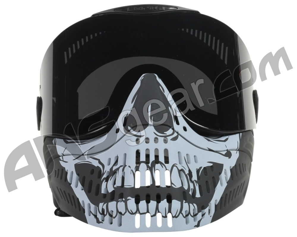 Cool painted paintball masks