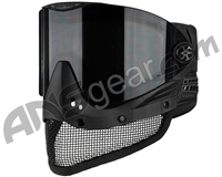 Empire E-Mesh Airsoft Mask - Black w/ Smoke Lens
