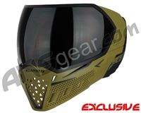 Empire EVS Paintball Mask - Olive/Black w/ Ninja Lens