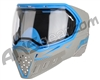 Empire EVS Paintball Mask - Grey/Cyan
