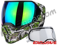 Empire EVS Paintball Mask - Joker Lime