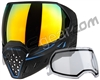Empire EVS Paintball Mask - SE Blue Moon w/ Fire Lens