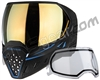Empire EVS Paintball Mask - SE Blue Moon w/ Gold Mirror Lens