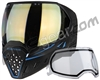 Empire EVS Paintball Mask - SE Blue Moon w/ HD Gold Lens