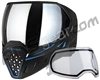 Empire EVS Paintball Mask - SE Blue Moon w/ Silver Mirror Lens