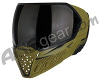 Empire EVS Paintball Mask w/ Additional Lens - Olive/Black