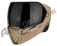 Empire EVS Paintball Mask w/ Additional Lens - Tan/Black
