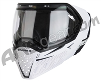 Empire EVS Paintball Mask - White/Black