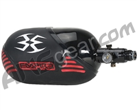 Empire Exalt Tank Cover - Black/Red/White