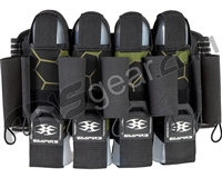 Empire F8 Komodo Action Pack Paintball Harness - 4+7 - Shamrock