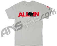 Empire Factory Team All In T-Shirt - Grey