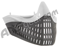 Empire E-Flex/JT ProFlex Goggle Flex Face - White/Grey