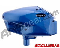 Empire Halo Too SE Paintball Hopper - Pearl Blue