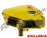 Empire Halo Too SE Paintball Hopper - Yellow