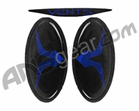 Empire Vents Mask Logo Set & Retainers - Blue (22165)