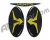 Empire Vents Mask Logo Set & Retainers - Yellow (22164)