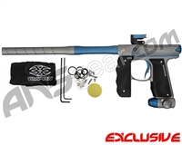 Empire Mini GS Paintball Gun w/ 2 Piece Barrel - Dust Dark Grey/Navy Blue