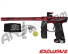 BLEMISHED Empire Mini GS Paintball Gun - Polished Acid Wash Red