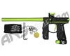 Empire Mini GS Paintball Gun w/ 1 Piece Barrel - Dust Black/Dust Neon Green