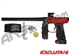 Empire Mini GS Paintball Gun - Dust Black/Red Fade