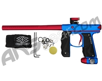 Empire Mini GS Paintball Gun - Blue/Red