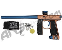 Empire Mini GS Paintball Gun - Brown/Navy Blue