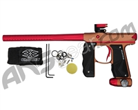Empire Mini GS Paintball Gun - Brown/Red