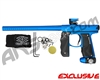 Empire Mini GS Paintball Gun w/ 1 Piece Barrel - Cobalt