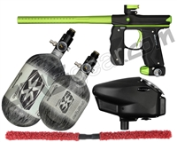 Empire Mini GS Competition Paintball Gun Package Kit