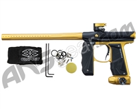 Empire Mini GS Paintball Gun - Dust Black/Gold