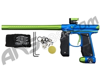 Empire Mini GS Paintball Gun - Dust Blue/Dust Green