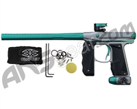 Empire Mini GS Paintball Gun - Dust Grey/Teal