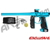 Empire Mini GS Paintball Gun w/ 1 Piece Barrel - Dust Teal