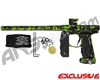 Empire Mini GS Paintball Gun w/ 1 Piece Barrel - Polished Acid Wash Lime