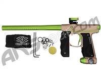 Empire Mini GS Paintball Gun - Tan/Green