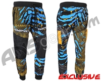 Empire Contact TT Jogger Paintball Pants - Skinned Dolphin Orange