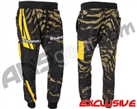 Empire Contact TT Jogger Paintball Pants - Viper Yellow