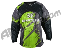 Empire 2015 Prevail F5 Paintball Jersey - Lime