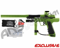 Empire Resurrection Autococker Paintball Gun - Sour Apple