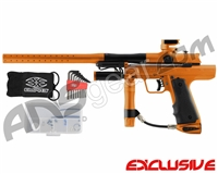 Empire Resurrection Autococker Paintball Gun - Sunburst Orange