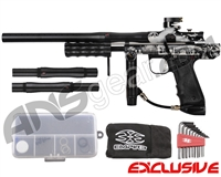 Empire Sniper Pump Gun - Black w/ Reaper Laser Engraving