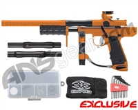 Empire Sniper Pump Gun - Sunburst Orange/Black