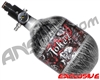 Empire Mega Lite 48/4500 Compressed Air Paintball Tank - Joker (Bloody/Grey)