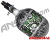 Empire Mega Lite 48/4500 Compressed Air Paintball Tank - Joker (Lime/Grey)