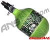 Empire Mega Lite 48/4500 Compressed Air Paintball Tank - Joker (Lime/Lime)